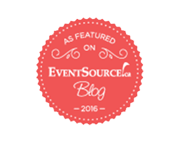 An image of the Event Source Blog Stamp Jeremy Roberston Wedding Films received for a Toronto Wedding Video in 2016